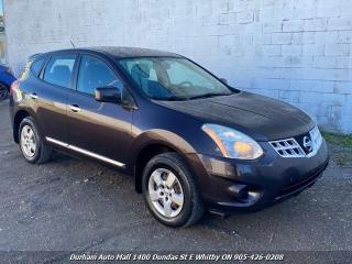 Used 2011 Nissan Rogue SV for sale in Whitby, ON