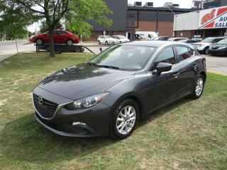Used 2015 Mazda MAZDA3 GS ~ NAVIGATION ~ BLUETOOTH ~ PUSH START for sale in Toronto, ON