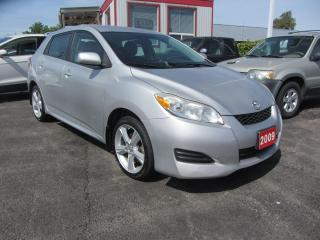 Used 2009 Toyota Matrix XR for sale in Hamilton, ON