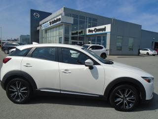 Used 2018 Mazda CX-3 GT for sale in St Catharines, ON