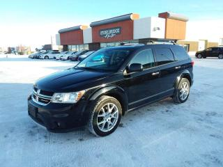 Used 2014 Dodge Journey R/T 4dr AWD Sport Utility for sale in Steinbach, MB