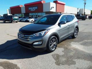 Used 2013 Hyundai Santa Fe Luxury 4dr AWD Sport Utility Vehicle for sale in Steinbach, MB