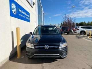 Used 2019 Volkswagen Tiguan TRENDLINE 4MOTION AWD - CERTIFIED for sale in Edmonton, AB