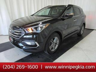 Used 2017 Hyundai Santa Fe Sport SE *Collision Free, Always Owned In MB!* for sale in Winnipeg, MB