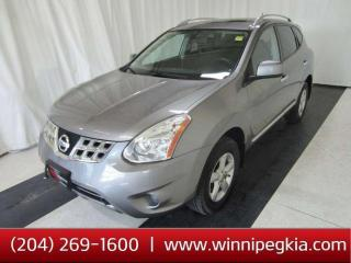Used 2013 Nissan Rogue S Special Edition *Always Owned In MB!* for sale in Winnipeg, MB