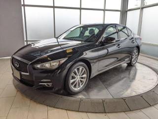 Used 2017 Infiniti Q50 Navigation Pkg for sale in Edmonton, AB