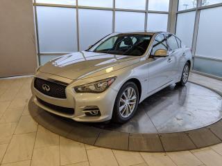 Used 2016 Infiniti Q50 Driver's Asst Pkg for sale in Edmonton, AB