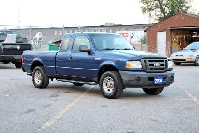 2010 Ford Ranger BASE