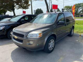 Used 2005 Chevrolet Uplander 2 Years powertrain Warranty for sale in Vaughan, ON