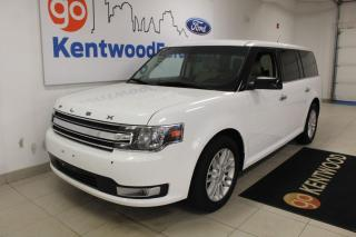 Used 2016 Ford Flex FULLY LOADED!|LEATHER|NAVIGATION|REMOTE START!! for sale in Edmonton, AB