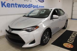 Used 2019 Toyota Corolla 3 MONTH DEFERRAL! *oac   LE   Heated Leather   Sunroof for sale in Edmonton, AB
