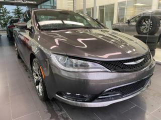 Used 2015 Chrysler 200 S for sale in Edmonton, AB