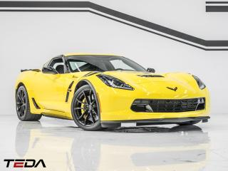 Used 2017 Chevrolet Corvette Grand Sport 1LT for sale in North York, ON