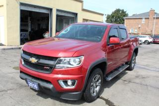 Used 2016 Chevrolet Colorado 4WD Z71 for sale in Brampton, ON