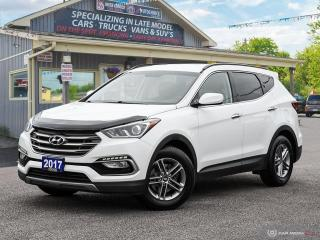 Used 2017 Hyundai Santa Fe Sport Sport,ECO/SPORT,R/V CAM,B.TOOTH,H/SEATS for sale in Orillia, ON