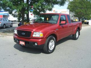 Used 2009 Ford Ranger Sport 4X4 for sale in York, ON