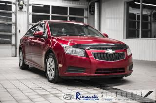 Used 2012 Chevrolet Cruze LT Turbo chez Rimouski Hyundai for sale in Rimouski, QC