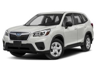 Used 2019 Subaru Forester 2.5i Convenience for sale in Gatineau, QC
