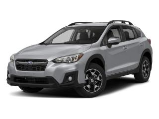 Used 2018 Subaru XV Crosstrek Limited CVT w-EyeSight Pkg for sale in Gatineau, QC