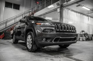 Used 2014 Jeep Cherokee 4 RM, 4 portes, Limited for sale in Rimouski, QC
