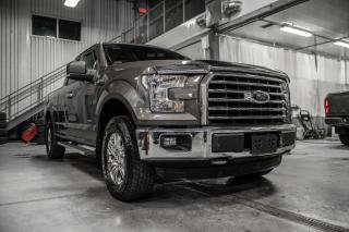 Used 2016 Ford F-150 XLT CABINE DOUBLE 302A BAS KILO for sale in Rimouski, QC
