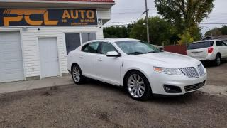 Used 2011 Lincoln MKS for sale in Edmonton, AB