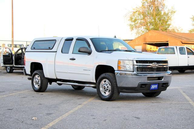 2011 Chevrolet Silverado 2500 4X4 LT