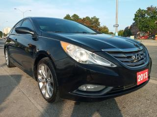 Used 2013 Hyundai Sonata SE-ECO-LEATHER-SUNROOF-RE STARTER-AUX-USB-ALLOYS for sale in Scarborough, ON