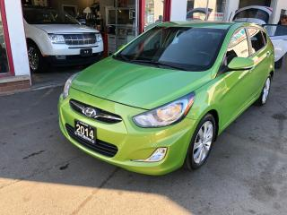 Used 2014 Hyundai Accent GLS for sale in Hamilton, ON