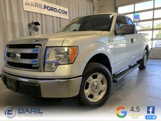 Used 2013 Ford F-150 Cabine Super 2RM 145 po XLT for sale in St-Hyacinthe, QC
