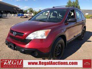 Used 2008 Honda CR-V lx 4D UTILITY SPORT 4WD for sale in Calgary, AB
