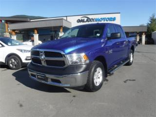 Used 2017 RAM 1500 ST-CREW CAB 5.7L V8 HEMI SHORT BOX - 4X4 for sale in Duncan, BC