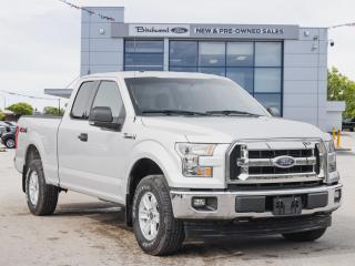 Used 2017 Ford F-150 XLT 301A | 4X4 | CLEAN CARFAX for sale in Winnipeg, MB