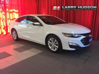 Used 2019 Chevrolet Malibu LT for sale in Listowel, ON