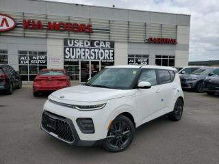 New 2021 Kia Soul EX+ IVT - LED Headlights/Taillights, Cloth/Leather for sale in Niagara Falls, ON