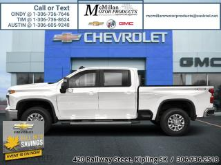 New 2020 Chevrolet Silverado 2500 HD Work Truck for sale in Kipling, SK
