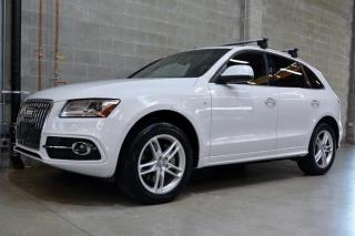 Used 2015 Audi Q5 3.0T PROGRESSIV QUATTRO for sale in Vancouver, BC