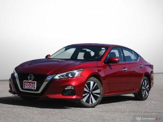 Used 2020 Nissan Altima 2.5 SV for sale in Ottawa, ON