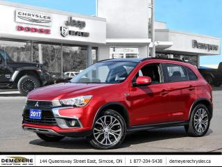 Used 2017 Mitsubishi RVR GT | LEATHER | SUNROOF | AWD for sale in Simcoe, ON
