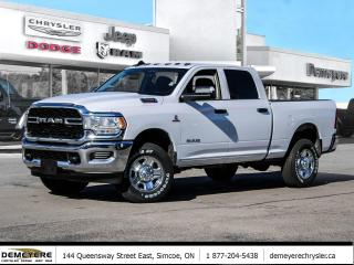 New 2020 RAM 2500 TRADESMAN | DIESEL | CHROME PKG | PLOW PKG for sale in Simcoe, ON