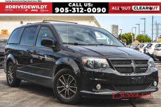 Used 2017 Dodge Grand Caravan GT | TOP OF THE LINE | FULLY LOADED | for sale in Hamilton, ON