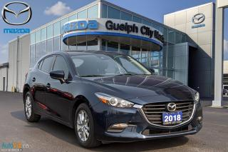 Used 2018 Mazda MAZDA3 Sport GS at for sale in Guelph, ON