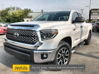 Used 2019 Toyota Tundra SR5 Plus 5.7L V8 LIKE NEW  ALLOYS  NAVI  HTD SEATS for sale in Ottawa, ON