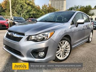 Used 2014 Subaru Impreza 2.0i Sport Package ALLOYS  ROOF  HTD SEATS  A/C for sale in Ottawa, ON