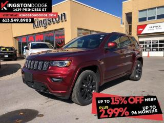 New 2020 Jeep Grand Cherokee Altitude for sale in Kingston, ON