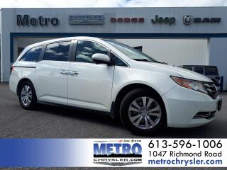 Used 2015 Honda Odyssey EX-L  8 Seater LOADED for sale in Ottawa, ON