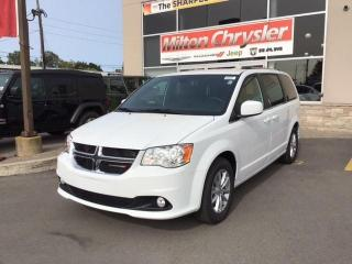 New 2020 Dodge Grand Caravan PREMIUM PLUS / TOW PKG / DVD for sale in Milton, ON