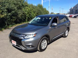 Used 2020 Mitsubishi Outlander ES S-AWC - 7 PASSENGER - BACK UP CAM! for sale in Ottawa, ON