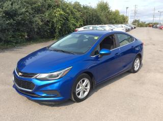 Used 2017 Chevrolet Cruze LT - AUTO - A/C - HEATED SEATS - BACK UP CAM! for sale in Ottawa, ON