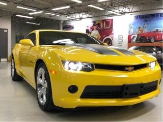 Used 2015 Chevrolet Camaro 2LT RS w S'Roof Boston Sound for sale in Paris, ON